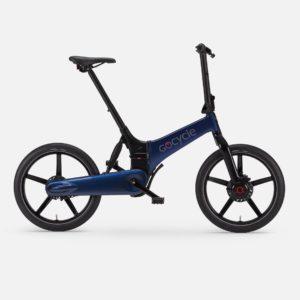 Gocycle G4 Blue (Front Brake Left)