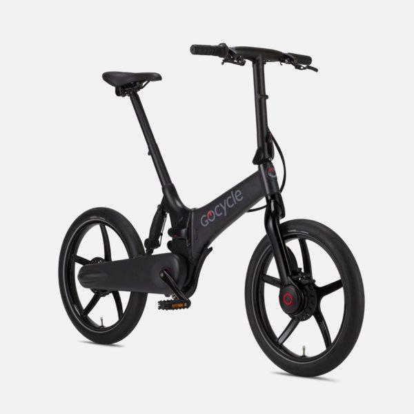 Gocycle G4 matte black