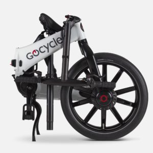 Gocycle G4 White (Front Brake Left)