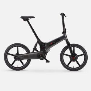 Gocycle G4i grey foldable urban e bike