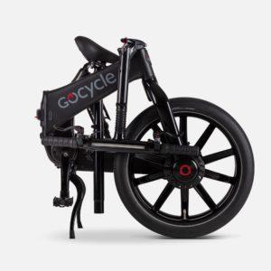 Gocycle G4i Matte Black (Front Brake Left)