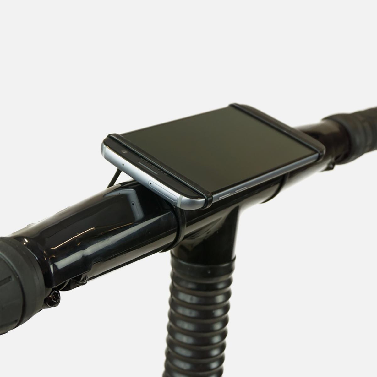 Smart Phone Mount Black (Pair)