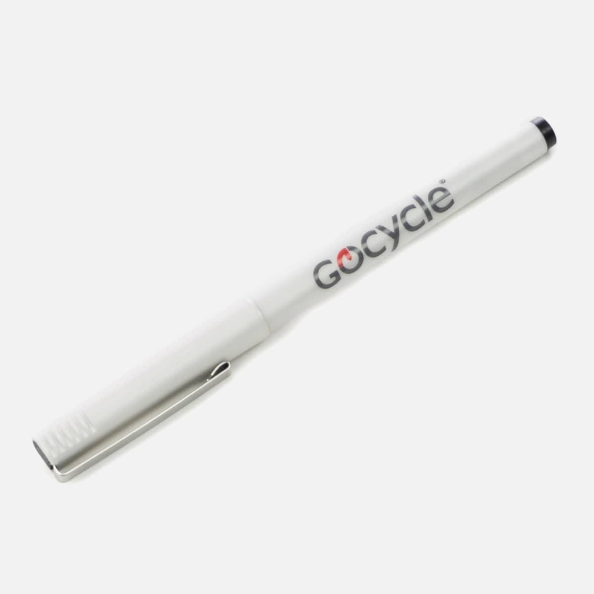 Gocycle Pen in WHITE