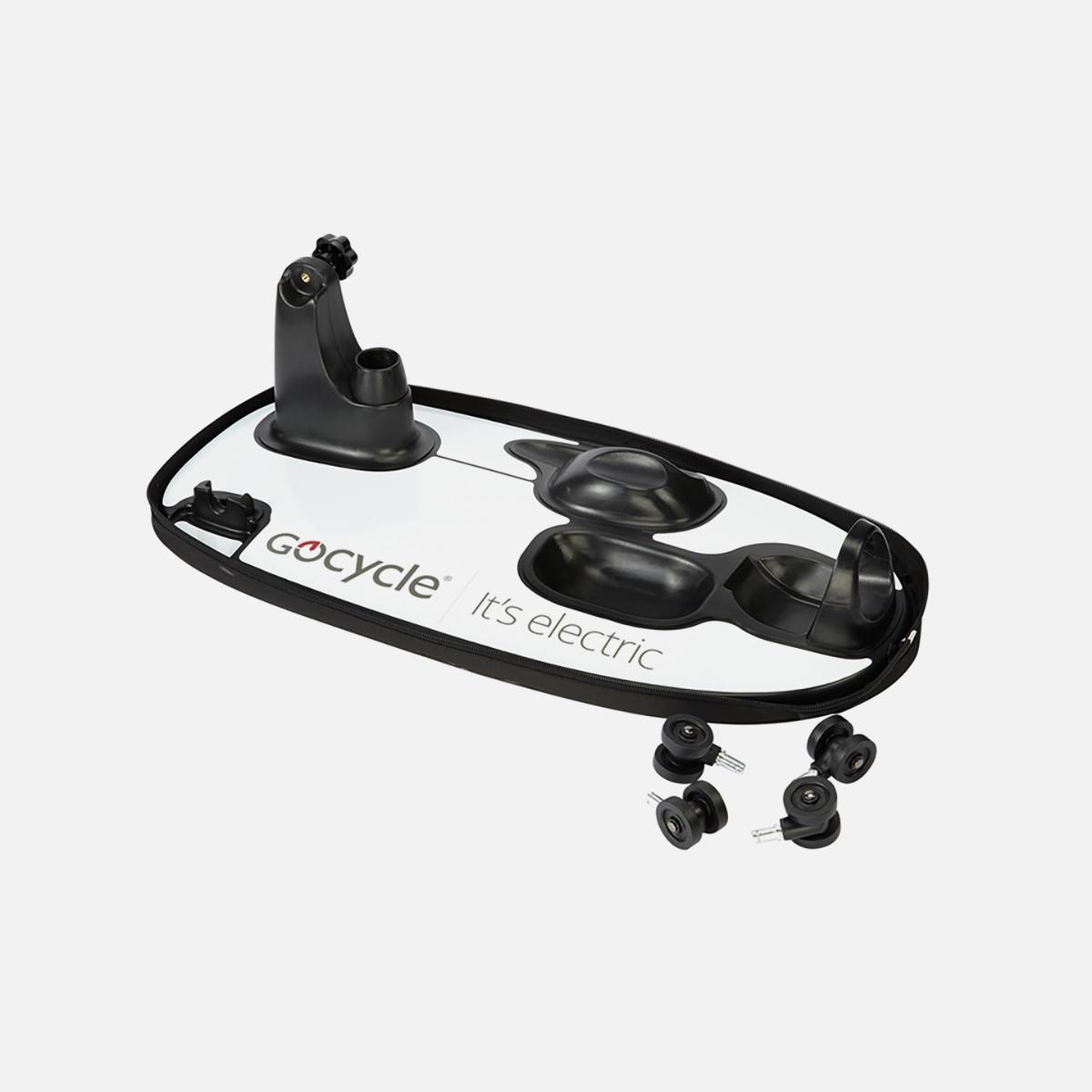 Portable Docking Station BLACK/WHITE