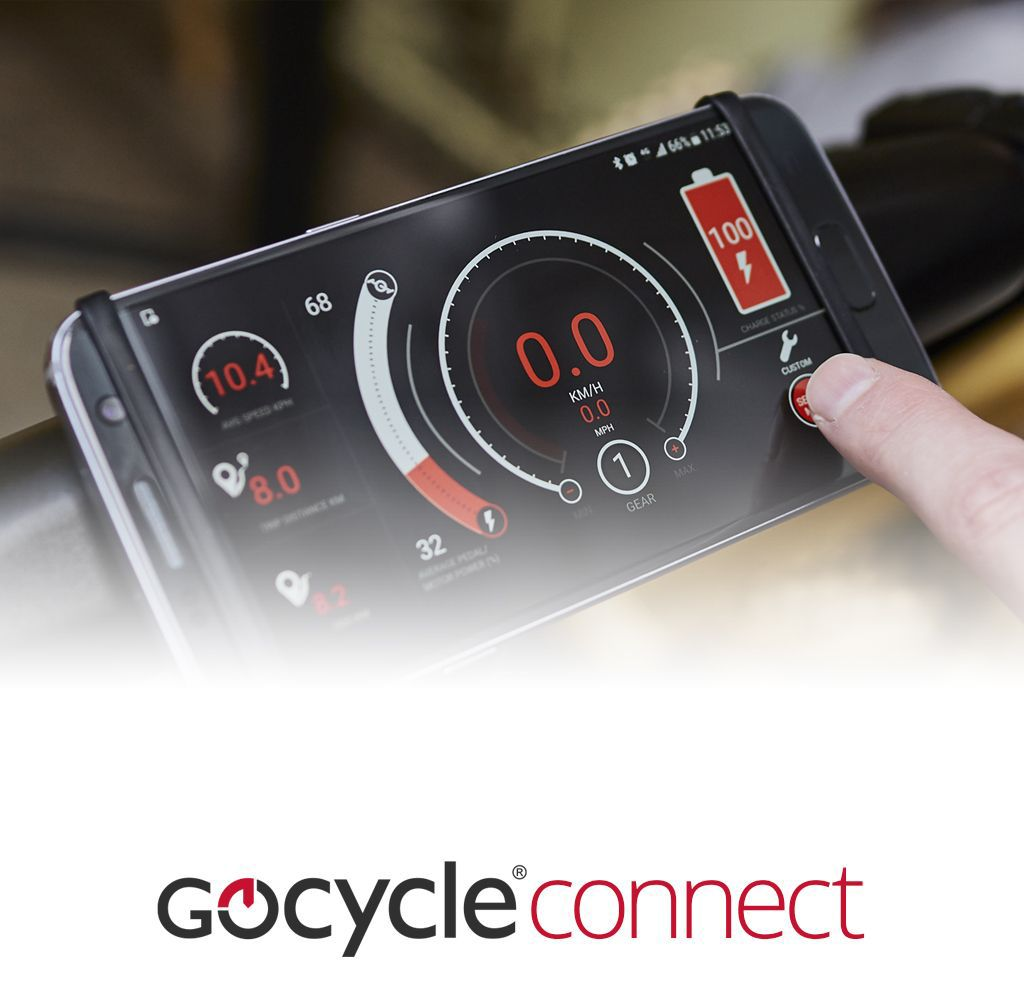 Gocycle is clean and easy to live with. There are no exposed greasy chain or gears.