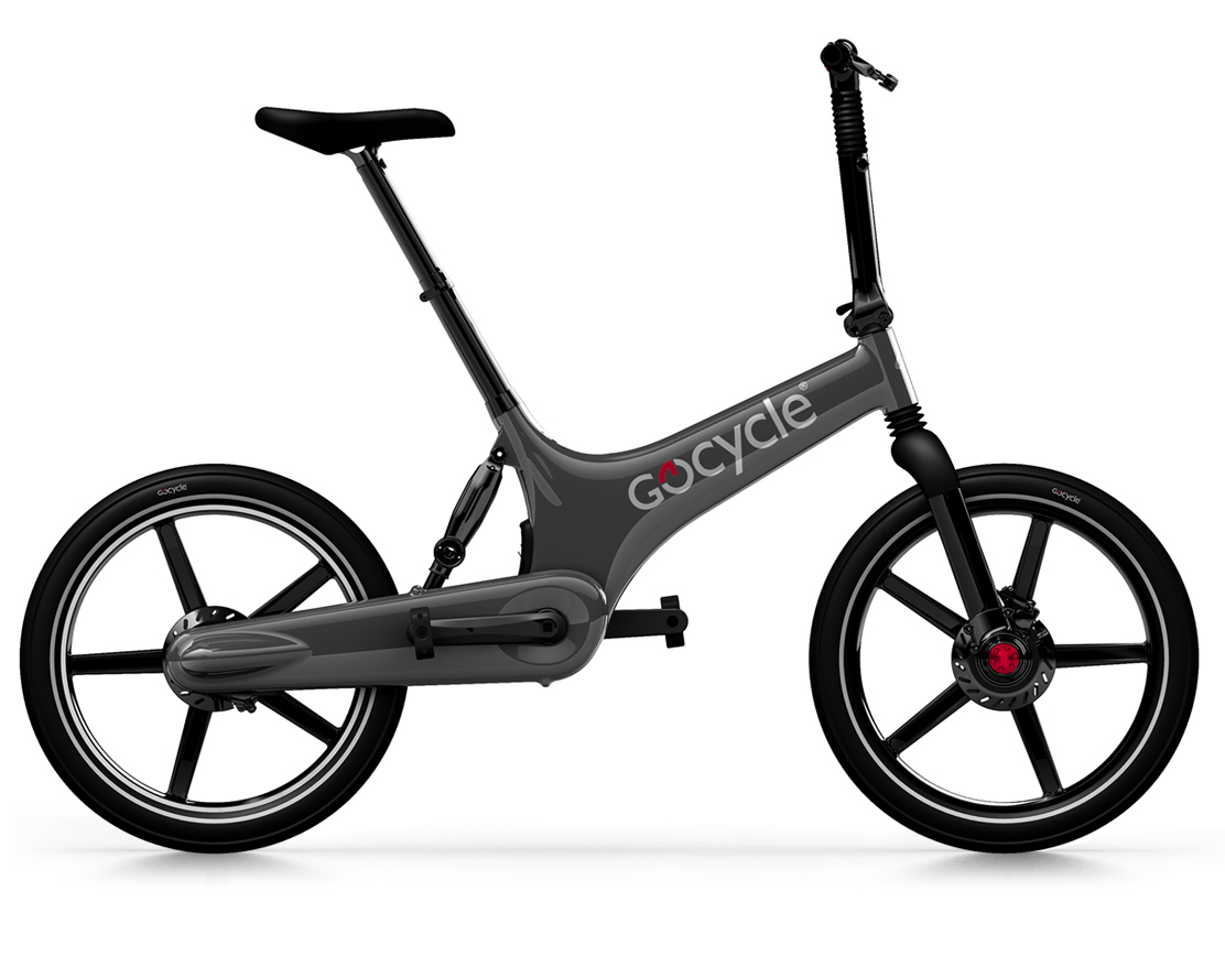 The Gocycle G2 was launched in September 2012.