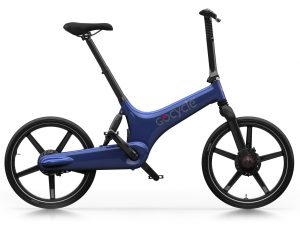 The Gocycle G3 was launched in March 2016.
