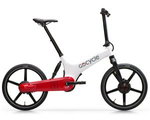 The Gocycle GS was launched on Kickstarter in October 2016.