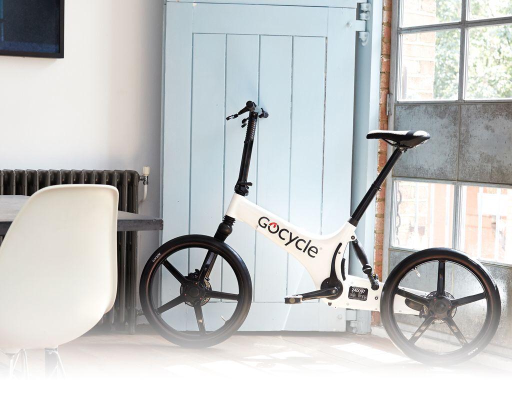 Gocycle G1 & Gocycle G2.