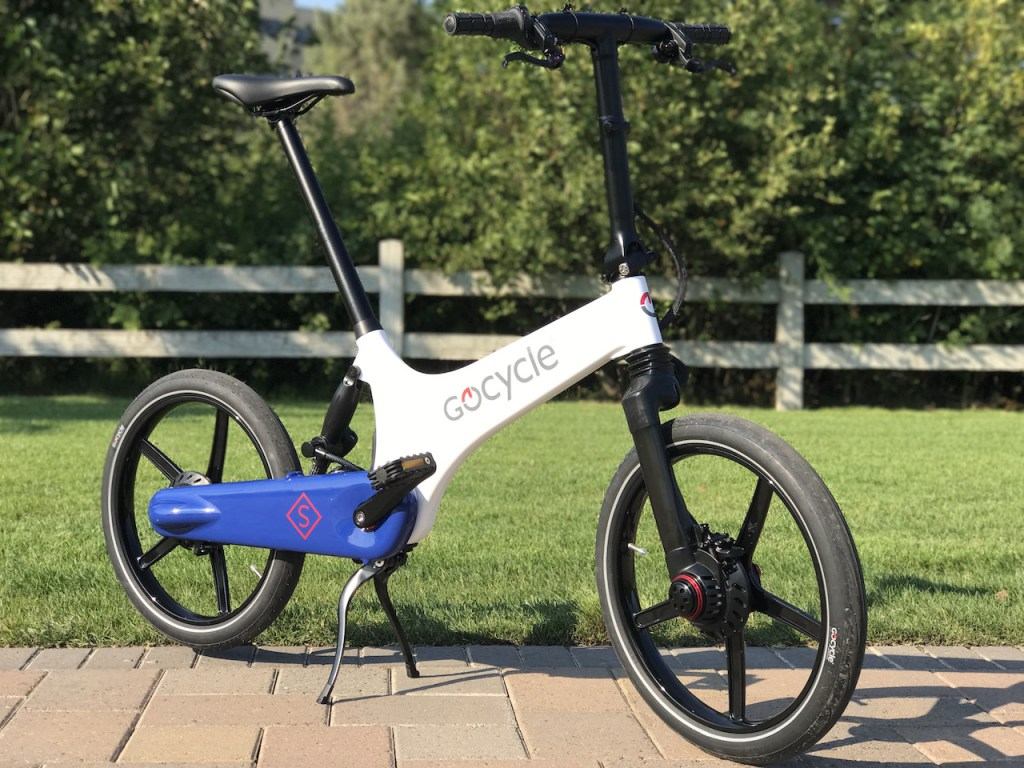 Gocycle GS review by Electric Bike Report