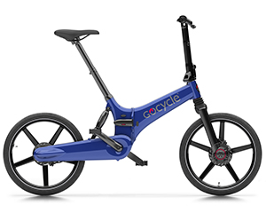 The new fast folding Gocycle GX model is officially launched. Perfect for urban commuting, the GX folds in under 10 seconds.