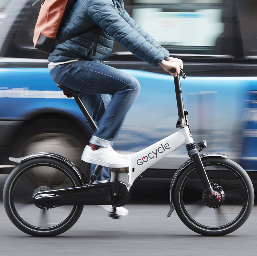Gocycle - The best electric bike in the world