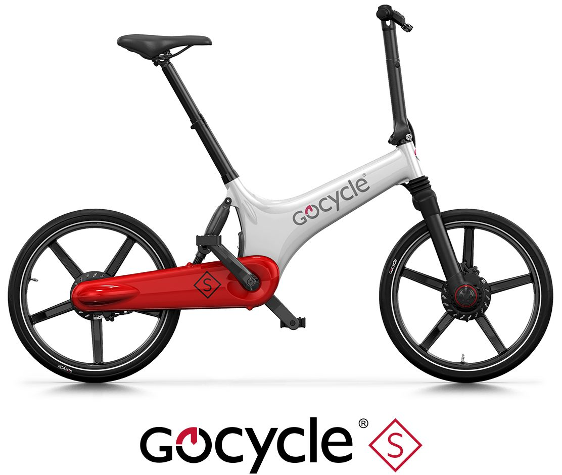 Gocycle The Best Electric Bike In The World
