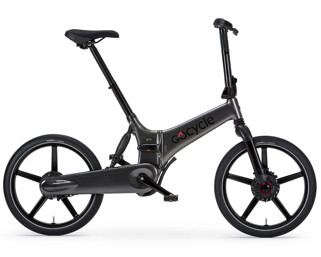 The new fast-folding Gocycle GXi is revealed to the world. GXi sets a new standard for rider-focused technology in the folding e-bike segment.