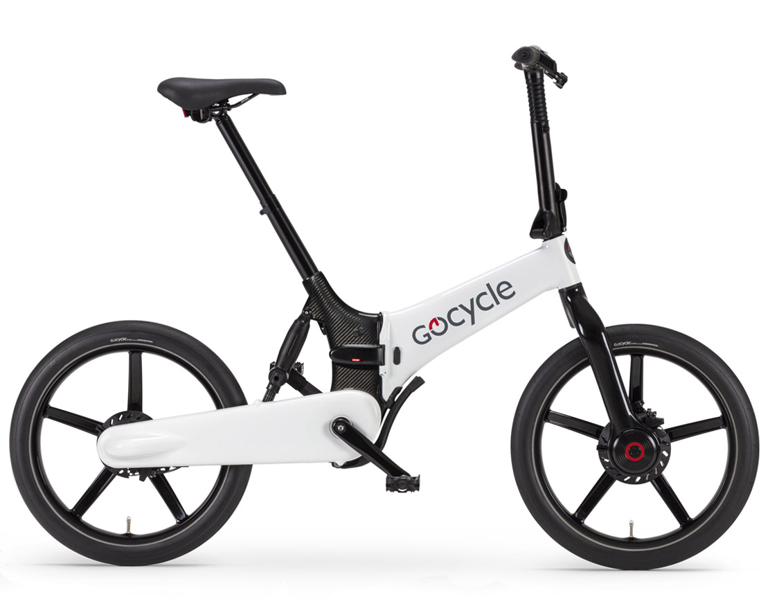 The new Gocycle G4 and G4i models are officially launched.